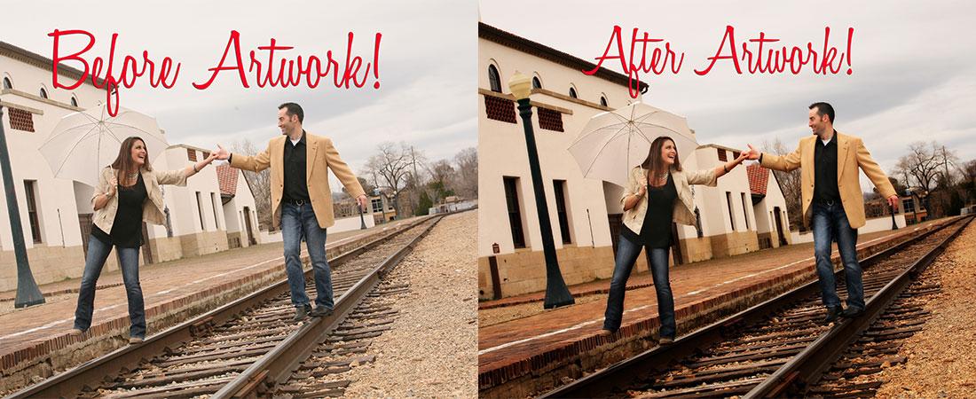 Photo Color Correction Boise